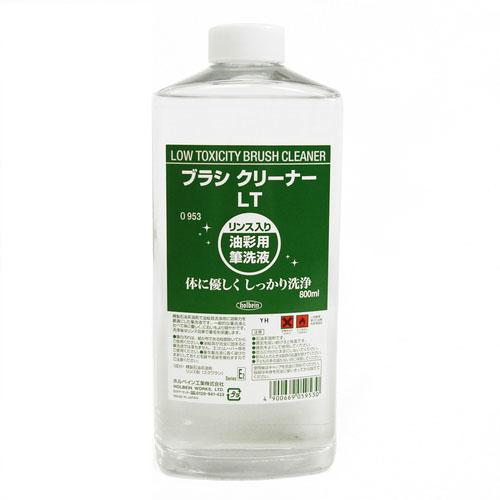 ホルベイン 画用液 ブラシクリーナーLT 800ml(O953)