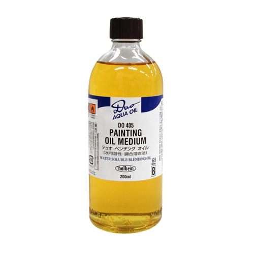 ホルベイン デュオ画用液 ペンチングオイル200ml(DO405)