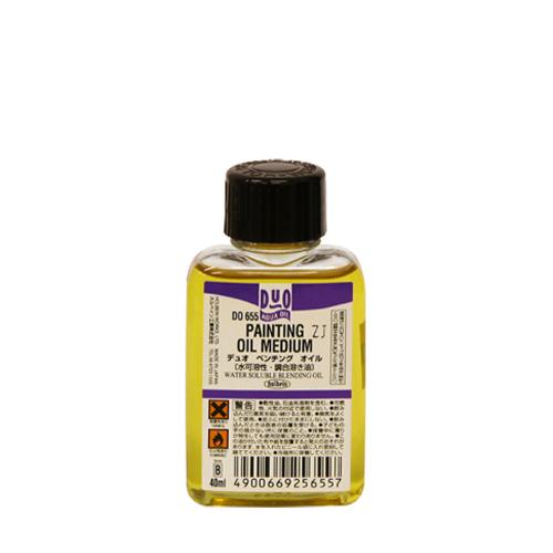 ホルベイン デュオ画用液 ペンチングオイル40ml(DO655)