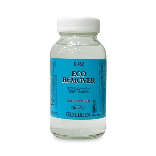 ホルベイン O452 エコリムーバー(絵具剥離剤) 180ml