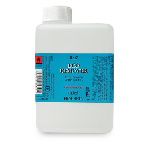 ホルベイン O352 エコリムーバー(絵具剥離剤) 500ml