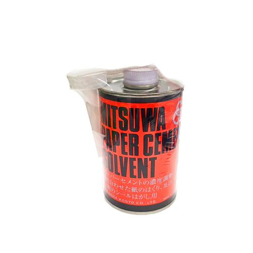 ミツワ ペーパーセメント[ソルベント]280cc 丸缶