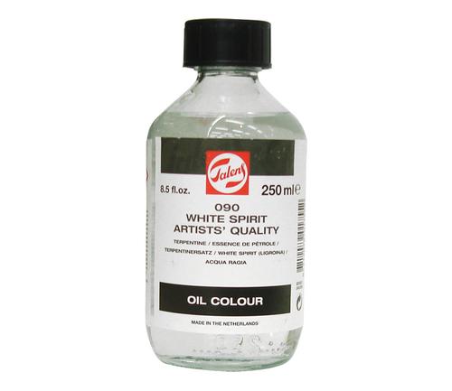 ターレンス 画用液 ホワイトスピリット 250ml