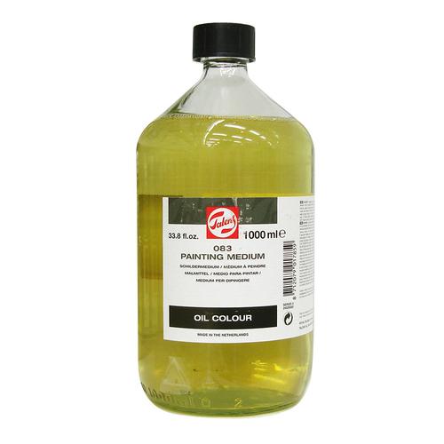 ターレンス 画用液 ペインティングメディウム 1L