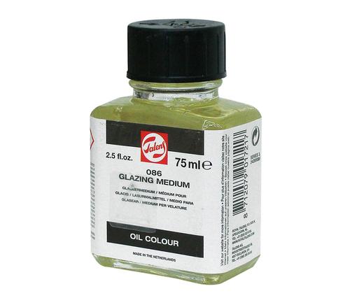 ターレンス 画用液 グレイジングメディウム 75ml