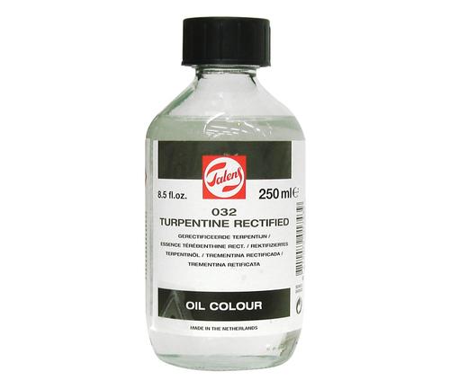 ターレンス 画用液 レクティファイドターペンタイン 250ml