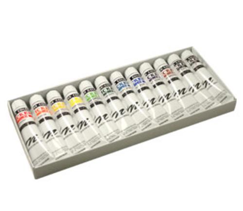 【削除】ニッカ― ポスターカラー 20ml 12色セット PT12