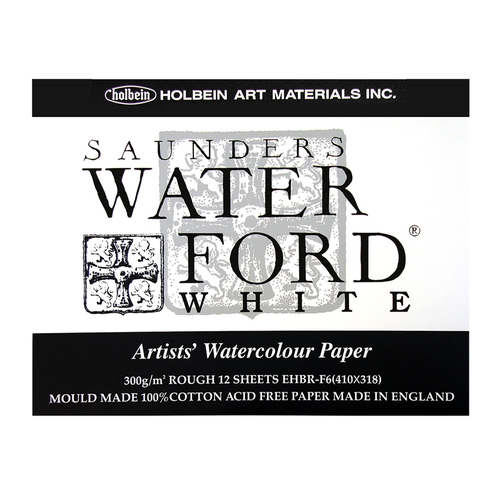 ウォーターフォードホワイト・ブロック【荒目】EHBR-F6