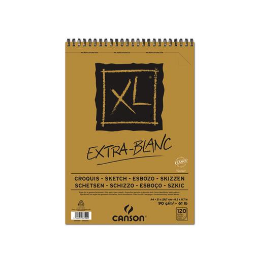 キャンソン XLエキストラホワイト A4