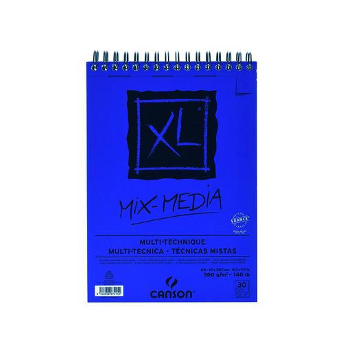 キャンソン XLミックスメディア A4
