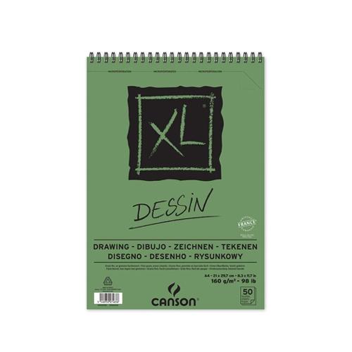 キャンソン XLデッサン A4