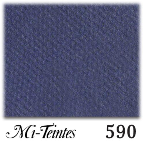 キャンソン・ミ・タント A4(10枚入) 590 ロイヤルブルー