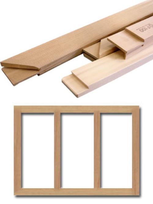 マルオカ 木枠(杉材) P100