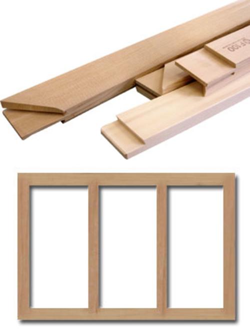 マルオカ 木枠(杉材) M80