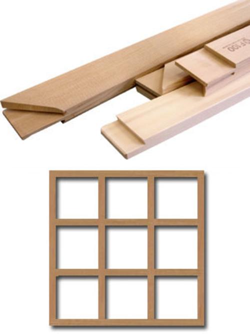 マルオカ 木枠(杉材) S100