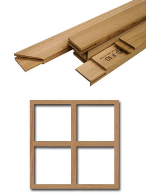マルオカ 木枠(杉材) S10