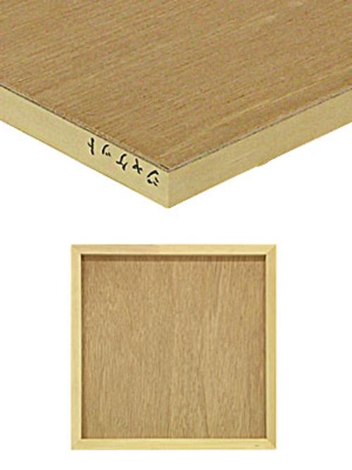 木製パネル ジャケット判