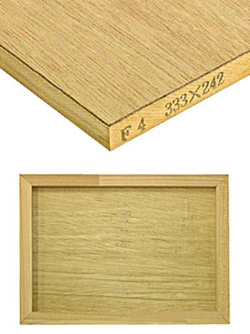 木製パネル F4