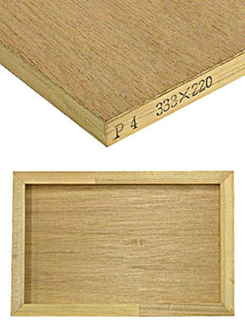 木製パネル P4