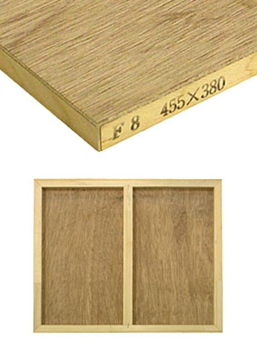 木製パネル F8
