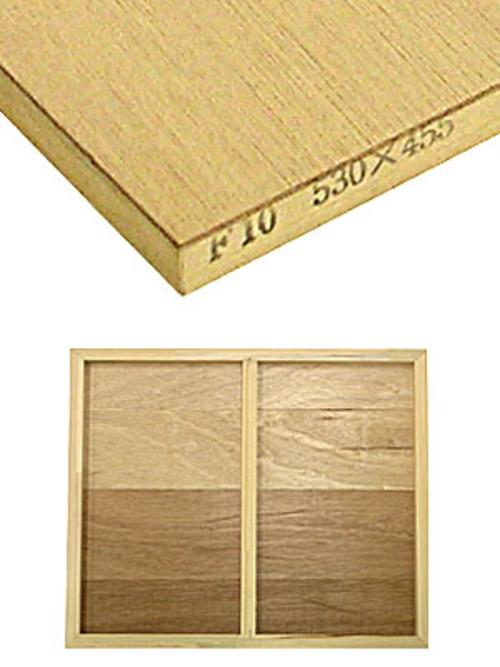 木製パネル F10