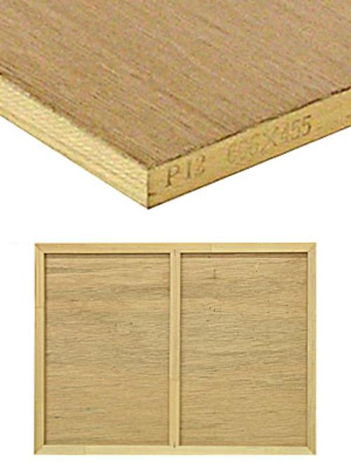 木製パネル P12