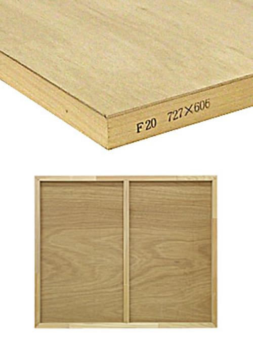 木製パネル F20