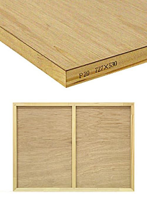 木製パネル P20