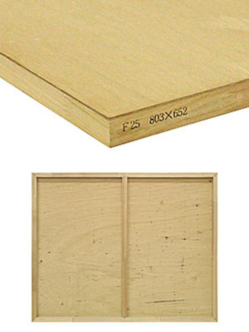 木製パネル F25