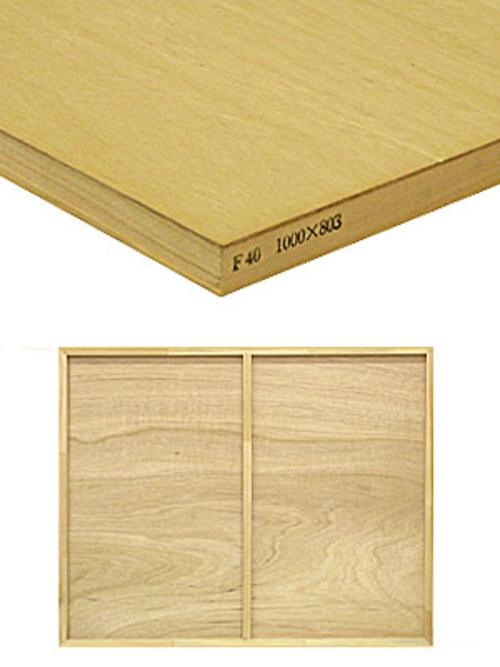 木製パネル F40