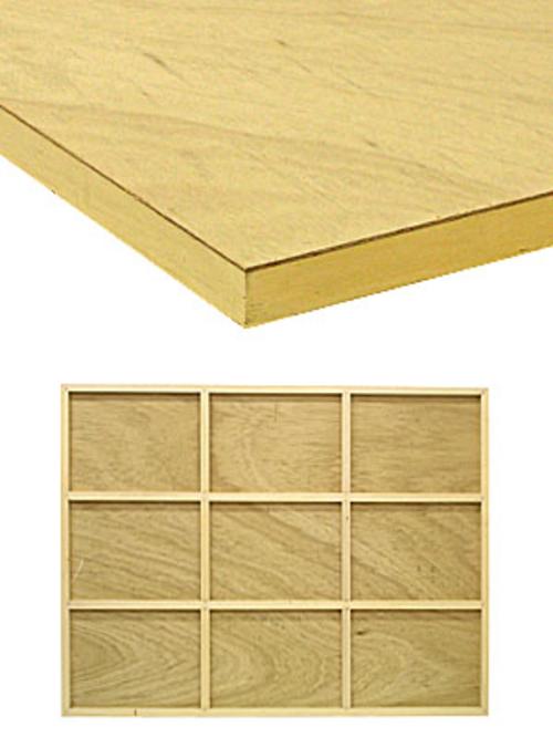 木製パネル F80