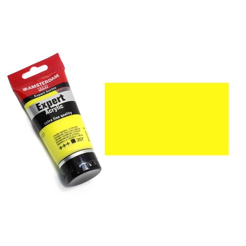アムステルダム アクリリックカラーエキスパート75ml 207カドミウムイエローレモン