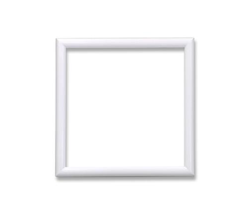 D型フレーム<ホワイト> 15角
