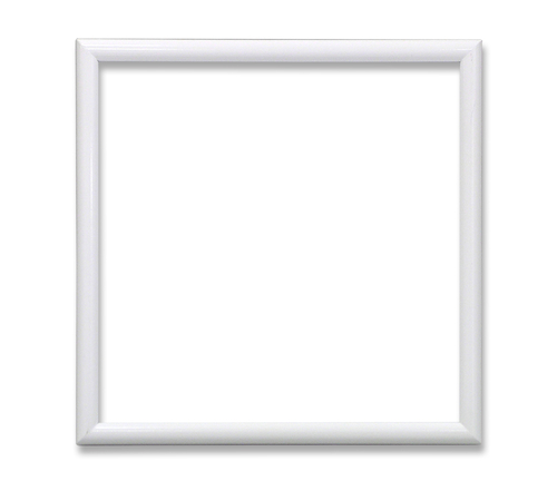 D型フレーム<ホワイト> 20角
