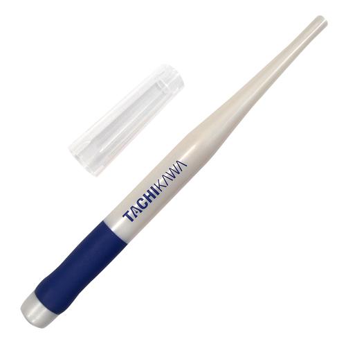 タチカワ Pフリーペン軸[パールホワイト] TP-40PW(キャップ付き)