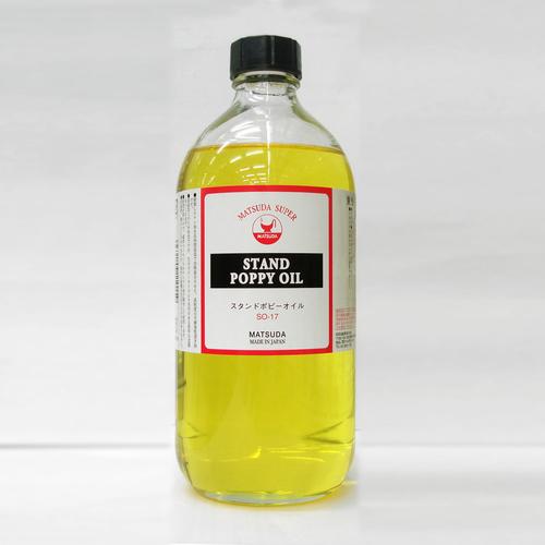 マツダ スーパー画用液 スタンドポピーオイル 500ml