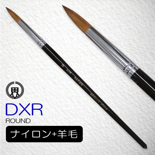 世界堂 水彩筆 DXR(ラウンド)