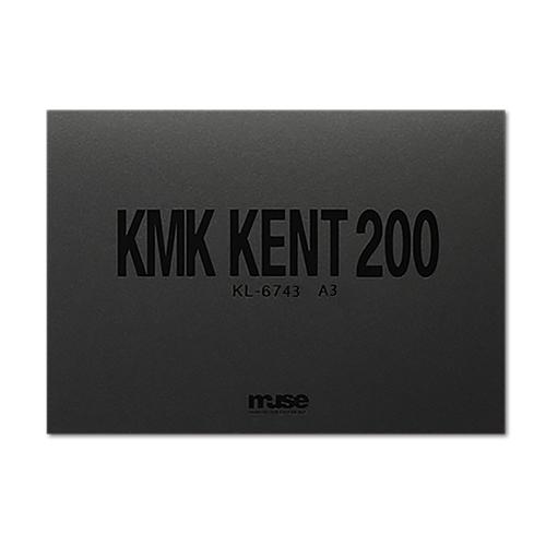 ミューズ KMKケントブロック#200 A3(KL-6743)