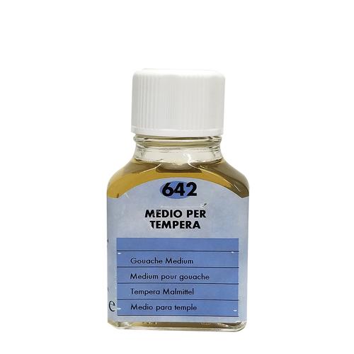 マイメリ水彩画用液 642 ガッシュメディウム75ml
