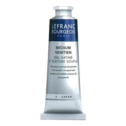 ルフラン 画用液 ベネチアンメディウム 60mlチューブ
