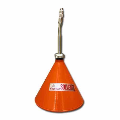 ミツワ ソルベント用ディスペンサー(M)円錐型