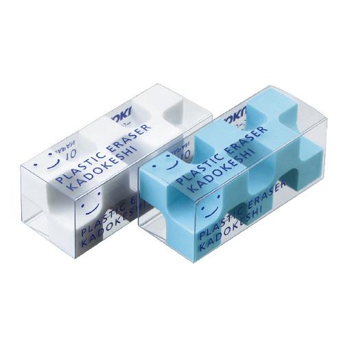 カドケシプチ 2個入(ブルー+ホワイト)  [ケシ-U750-1]