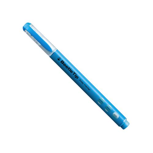 ビートルティップ(スリーウェイ蛍光マーカー) ライトブルー  [PM-L301B]