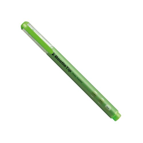 ビートルティップ(スリーウェイ蛍光マーカー) ライトグリーン  [PM-L301G]