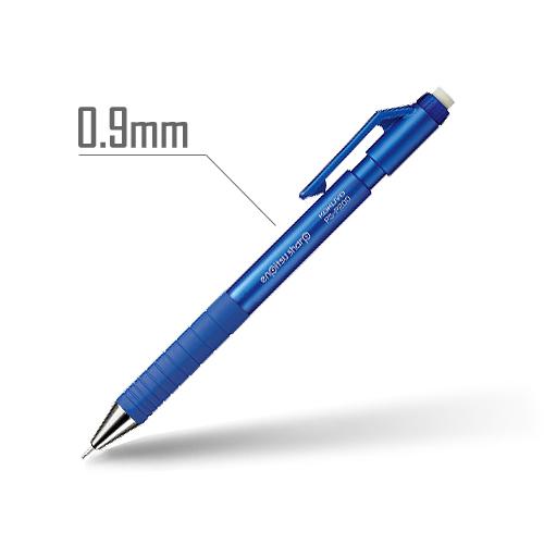 鉛筆シャープ(TypeS) 0.9mm 軸:青 [PS-P200B-1P]
