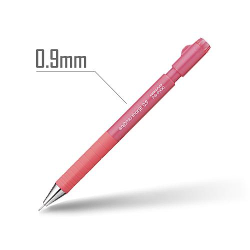 鉛筆シャープ(TypeS・スピードイン) 0.9mm 軸:ピンク [PS-P300P-1P]