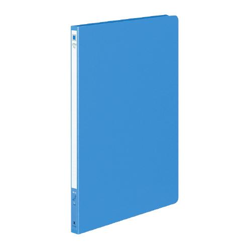レターファイル(色厚紙紙) A4 青 [フ-550B]