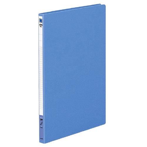 レターファイル(右天とじ) A4 青 [フ-560B]