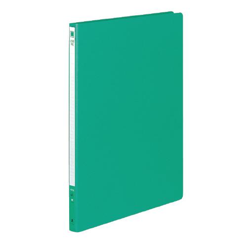 レバーファイル<MZ> A4 緑 [フ-300NG]