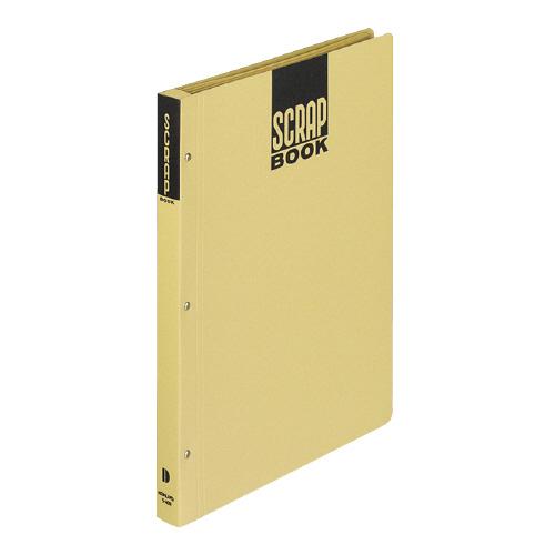 スクラップブックD(とじ込み式) A4  [ラ-40N]